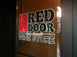 red door wine